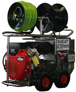 Drain Clearing Boss Water Jetter